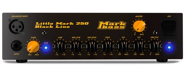 Markbass Little Mark 250 Black Line