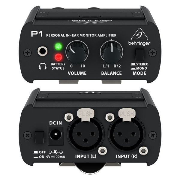 Behringer P1 Powerplay