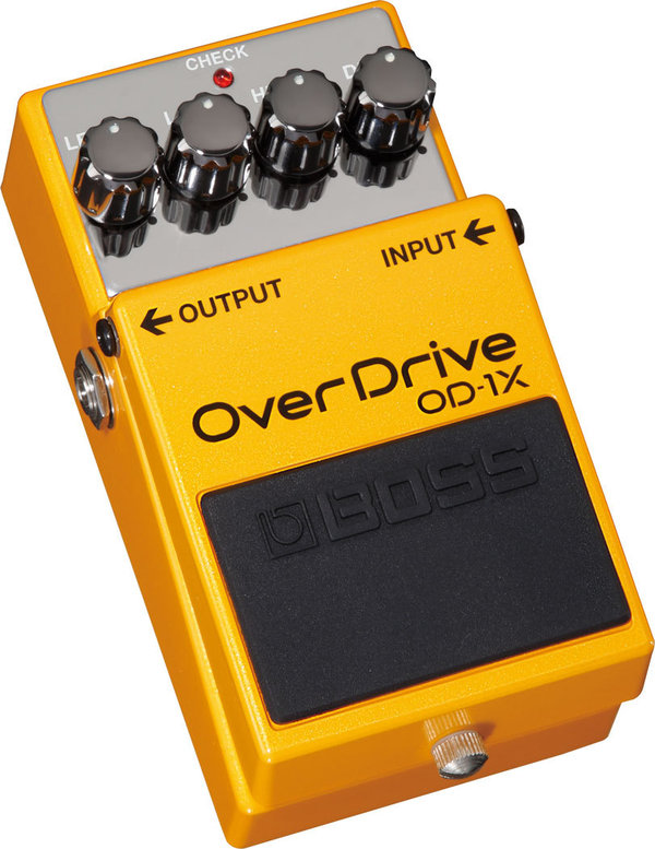 Boss OD-1X OverDrive Serie Deluxe