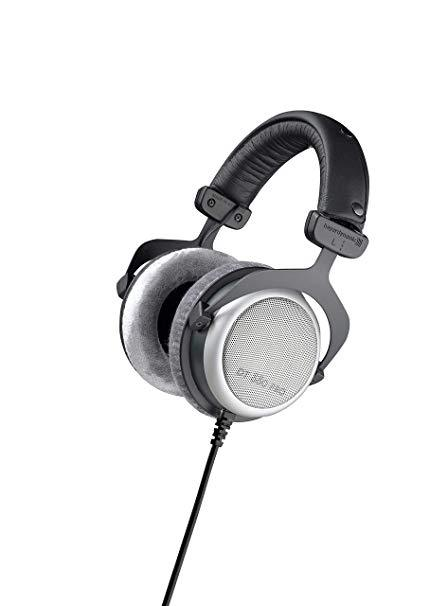 Beyerdynamic DT880 PRO 250 OHM Semi-Open Headphones