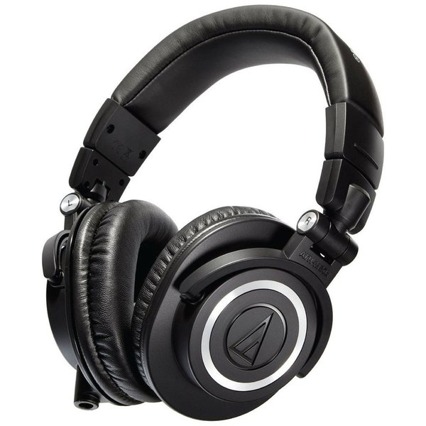 Audio Technica ATH-M50X Closed Headphones