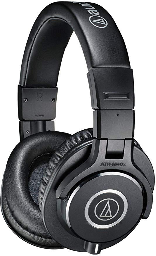 Audio Technica ATH-M40X Closed Headphones