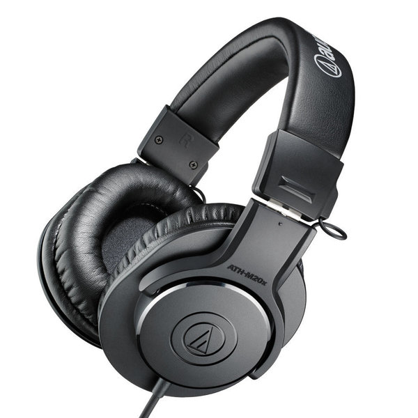 Audio Technica ATH-M20X Closed Headphones
