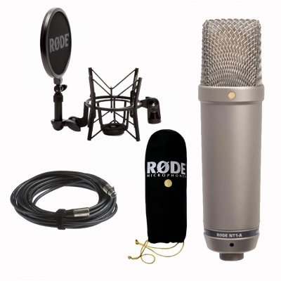 Rode NT1-A COMPLETE BUNDLE