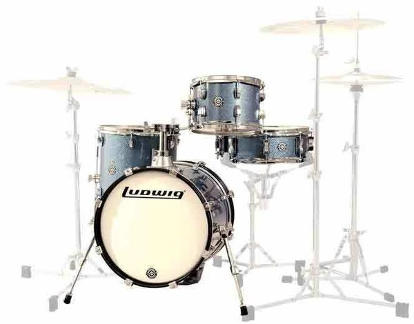 Ludwig LC179X023 Breakbeats by Questlove