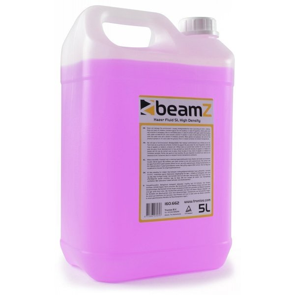 BEAMZ 160.662 Hazerfluid 5lt high density Purple