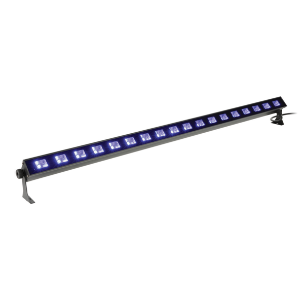 Ibiza LED-UVBAR18 UV LED Bar 18x 3W