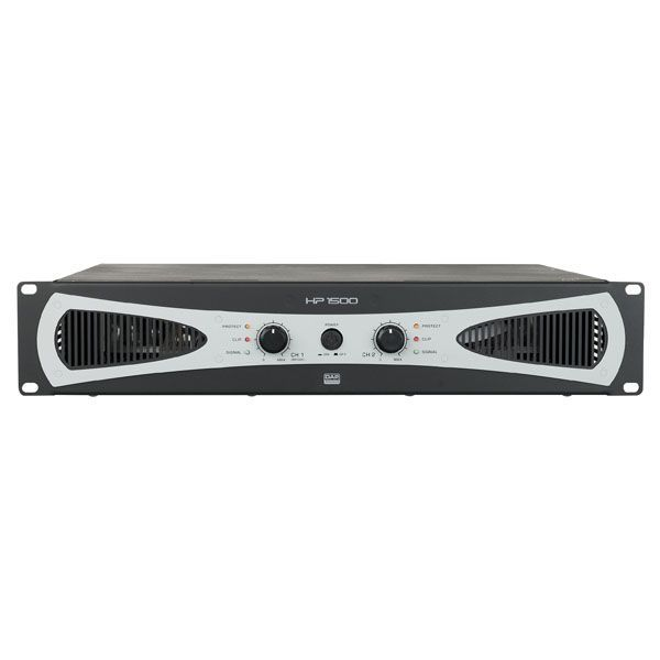 DAP Audio HP-1500 2U 2 Amplificatori da 750W