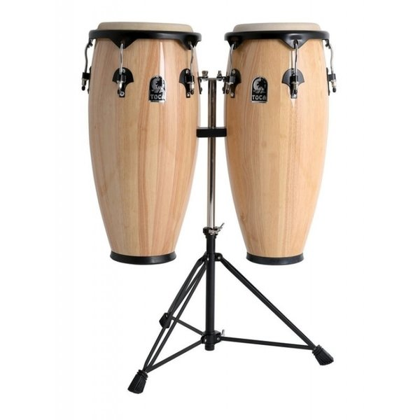 Toca 2300N - Set Congas Natural - Synergy Series